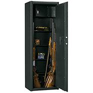 Armadio Blindato Portafucili 6 Silmec H150L50P41-Kg109