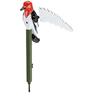 MOjo Woodpecker Predatori volpe