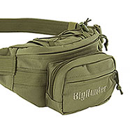 Marsupio Militare Verde Multitasche Big Hunter