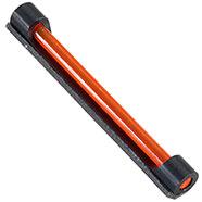 Mirino Alluminio Tondo Red 6x50