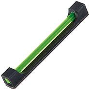Mirino Alluminio Quadro Green 6x50