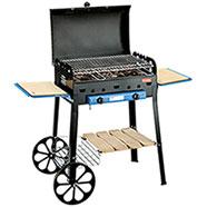 Barbecue Ferraboli Roccia Gas Lux