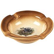 Posacenere Beccaccia Ceramica Country