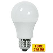 Lampadina a Led Dimmerabile 9W Luce Calda