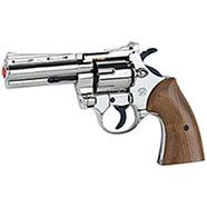 Revolver a Salve Colt Pyton Magnum Calibro 380 Nickel Bruni