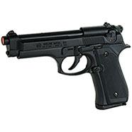 Pistola a salve Beretta 92 calibro 8 Nera Bruni