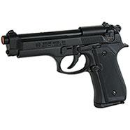 Pistola a salve Beretta 92 calibro 9 Nera Bruni