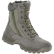 Scarponcino Tactical Boot Two Zip Foliage