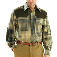 Camicia Country Green GranTiro