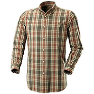 Camicia Beretta Tom Cotton Brown/Hazelnut