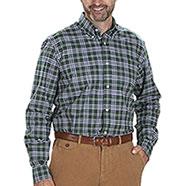 Camicia Beretta Classic Green Check
