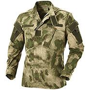 Camicia militare  Acu P. Mil-Tacs Camo Foliage