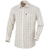 Camicia Beretta Drip Dry Plain White & Check