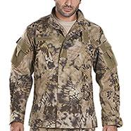 Camicia MilitareUS Acu Mandra Tan