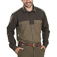 Camicia Seeland Trek Demitasse Brown