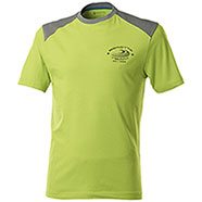 T-Shirt Beretta Cotton & Mesh Green