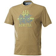 T-Shirt Beretta Action Tactical Coyote