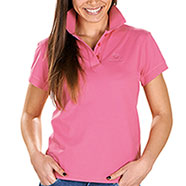 Polo Donna Beretta Corporate  Hot Pink