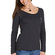 T-Shirt Donna Chic Black