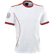 T-Shirt Beretta Uniform Pro White-Red