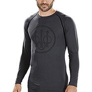 Maglietta Intima Beretta Body Mapping Warm Black M/L