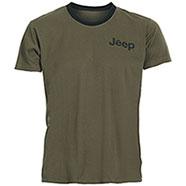 Maglietta Intima Jeep Military-Black