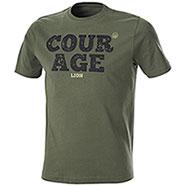 T-Shirt Beretta Courage Safari Lion Olive