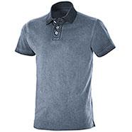 Polo Jersey Leeds Grey
