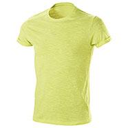 T-Shirt Trendy Yellow Fluo