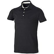 Polo Fashion Neck Italy Black