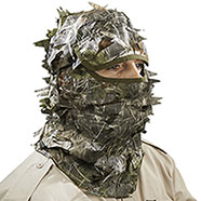Balaclava Seeland Leafy 3D Camouflage