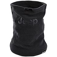 Paracollo Jeep® Polar Fleece Black