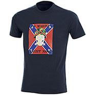 T-Shirt U.S. Marines Blu