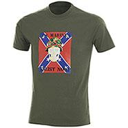 T-Shirt U.S. Marines Green