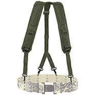 Suspender Green per Cinturone