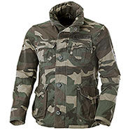 Parka Uniform Camo