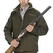 Giacca da caccia Seeland Eton Green