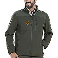 Giacca Kalibro Game Hunt Softshell Green