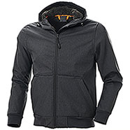 Giacca Softshell North Dark Grey