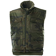 Gilet Firth Wood Double-Face