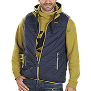 Gilet  Piumino Jeep® Eco Down Dark Grey
