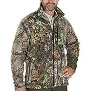 Giacca da caccia Seeland Conley Fleece RealTree Xtra Green