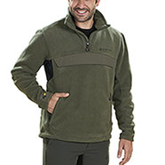 Maglia Beretta Binocular Fleece Polartec Green