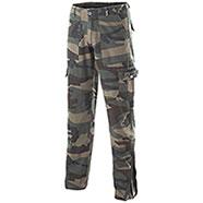 Pantaloni da caccia US Army Rip-Stop Woodland