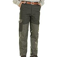 Pantaloni da Caccia Kalibro Diamond Green