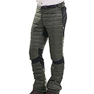 Pantaloni Beretta Warm Bis Primaloft Green
