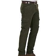 Pantaloni Beretta Cargo Gabardine Dark Green