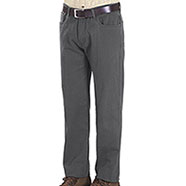Pantaloni Kalibro 5 tasche   Cotton Smoke