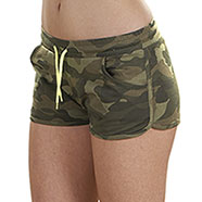 Shorts   Donna Trendy Camouflage