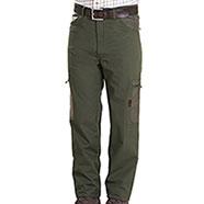 Pantaloni da Caccia Kalibro Canvas Foderati